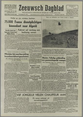Zeeuwsch Dagblad 1956-04-11