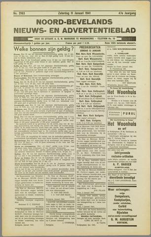 Noord-Bevelands Nieuws- en advertentieblad 1941-01-11