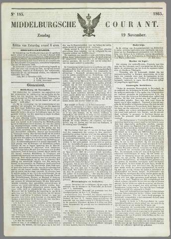 Middelburgsche Courant 1865-11-19