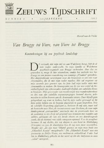 Zeeuws Tijdschrift 1962-07-01