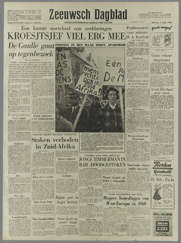 Zeeuwsch Dagblad 1960-04-04