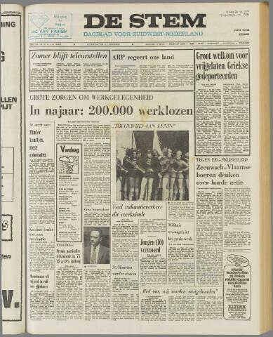 de Stem 1974-07-26