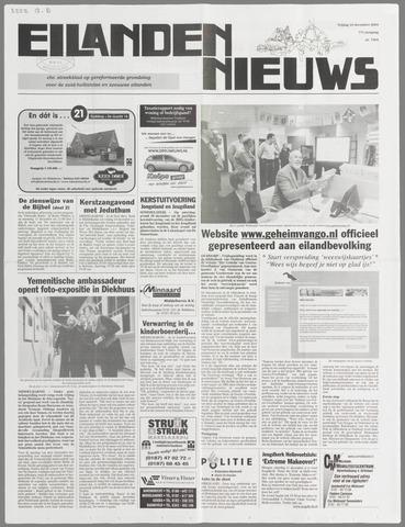 Eilanden-nieuws. Christelijk streekblad op gereformeerde grondslag 2004-12-10