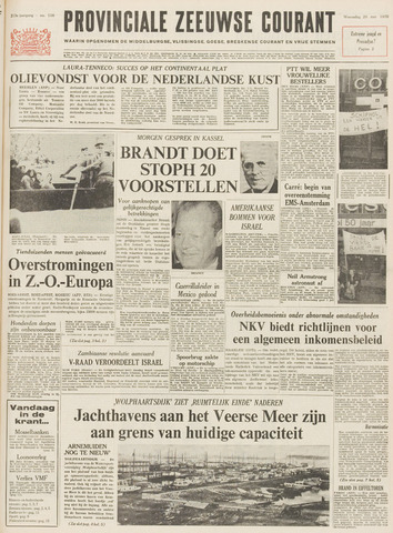 Provinciale Zeeuwse Courant 1970-05-20
