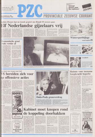 Provinciale Zeeuwse Courant 1990-11-09