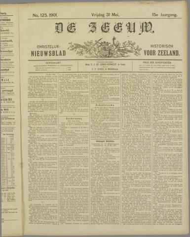 De Zeeuw. Christelijk-historisch nieuwsblad voor Zeeland 1901-05-31