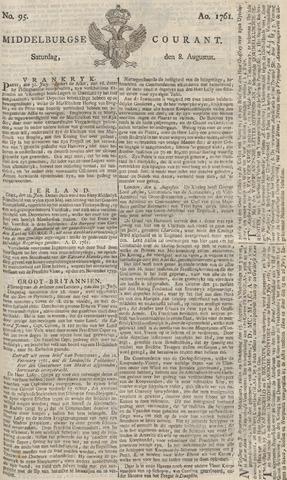 Middelburgsche Courant 1761-08-08