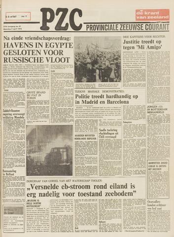 Provinciale Zeeuwse Courant 1976-04-05