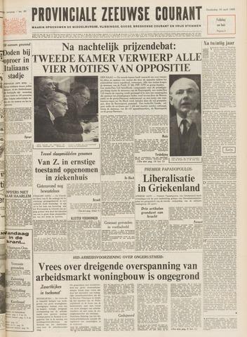 Provinciale Zeeuwse Courant 1969-04-10