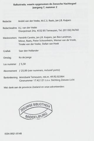 Ballustrada 1993-05-01