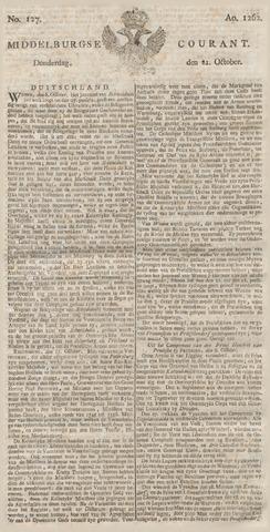 Middelburgsche Courant 1762-10-21