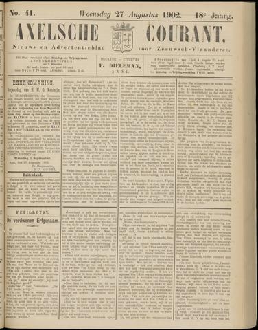 Axelsche Courant 1902-08-27