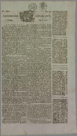 Goessche Courant 1820-07-07