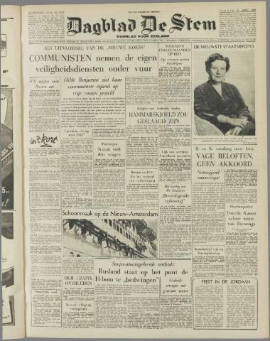 de Stem 1956-04-27