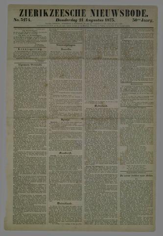 Zierikzeesche Nieuwsbode 1873-08-21