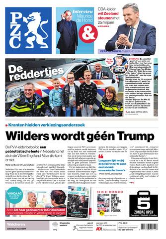 Provinciale Zeeuwse Courant 2017-03-04