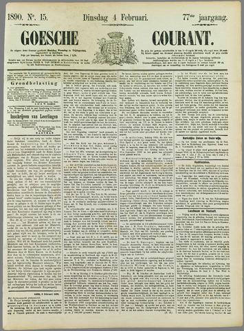 Goessche Courant 1890-02-04