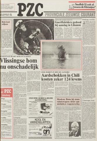 Provinciale Zeeuwse Courant 1985-03-05