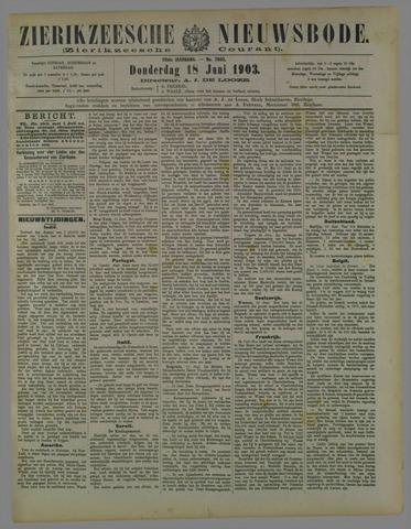 Zierikzeesche Nieuwsbode 1903-06-18