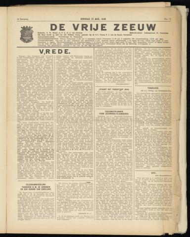 de Vrije Zeeuw 1945-08-21