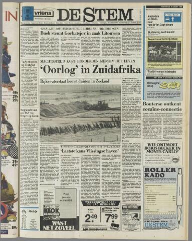 de Stem 1990-03-29