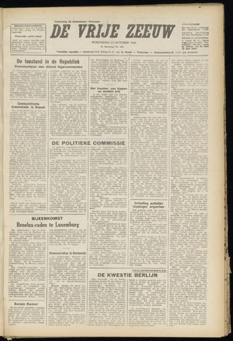 de Vrije Zeeuw 1948-10-13