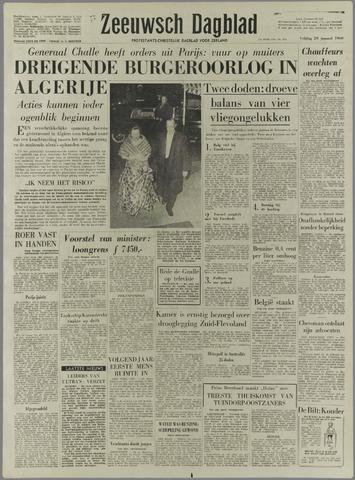 Zeeuwsch Dagblad 1960-01-29
