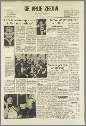 de Vrije Zeeuw 1968-01-04