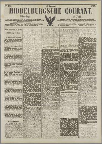 Middelburgsche Courant 1897-07-13