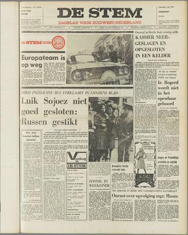 de Stem 1971-07-03