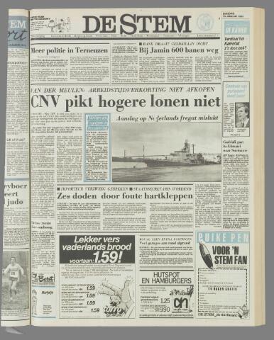 de Stem 1985-01-29