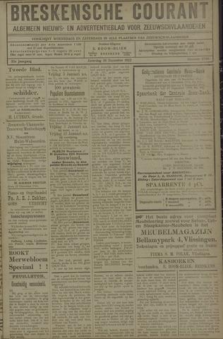 Breskensche Courant 1922-12-30