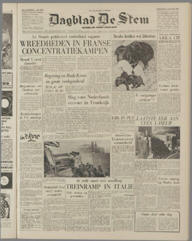 de Stem 1960-01-06