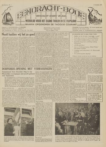 Eendrachtbode (1945-heden)/Mededeelingenblad voor het eiland Tholen (1944/45) 1959-12-18