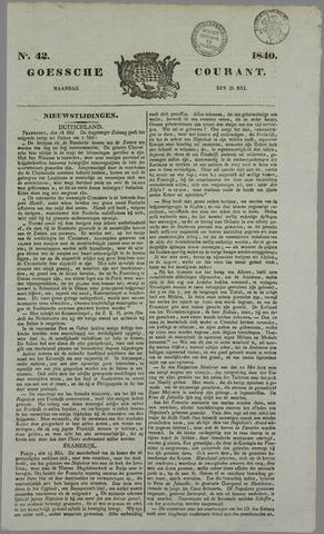Goessche Courant 1840-05-25