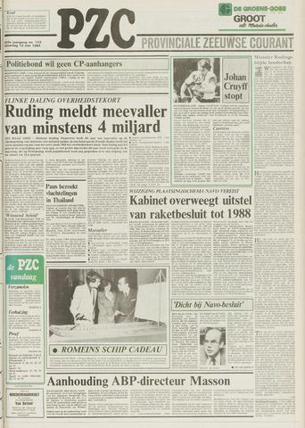 Provinciale Zeeuwse Courant 1984-05-12