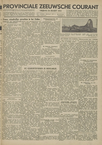 Provinciale Zeeuwse Courant 1944-03-24