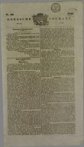 Goessche Courant 1836-07-25