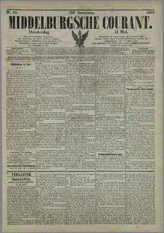 Middelburgsche Courant 1893-05-11