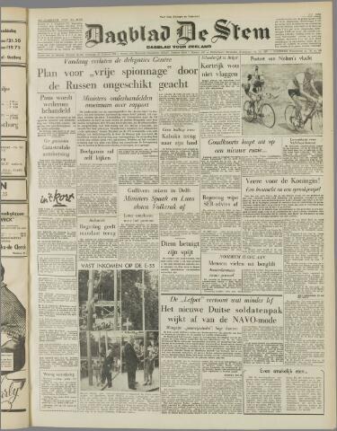 de Stem 1955-07-23