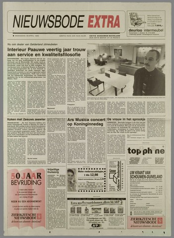 Zierikzeesche Nieuwsbode 1995-04-26