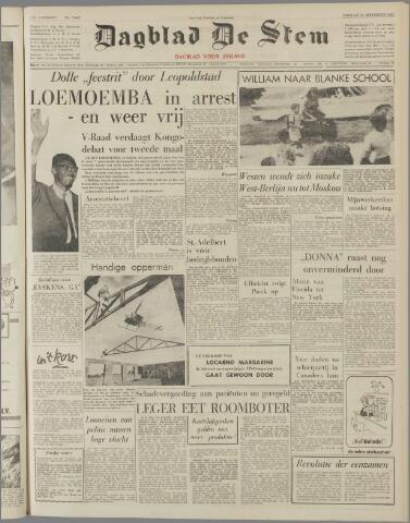 de Stem 1960-09-13