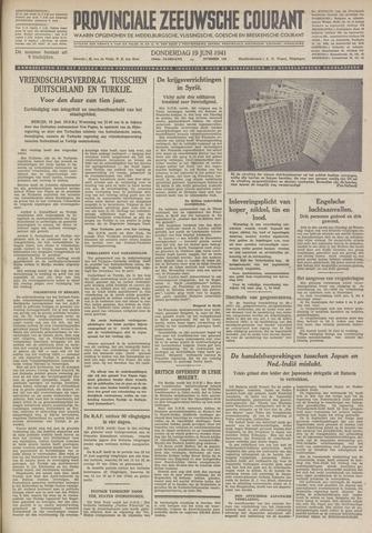 Provinciale Zeeuwse Courant 1941-06-19