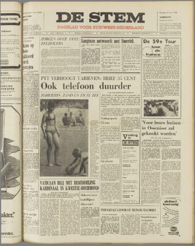 de Stem 1972-06-27