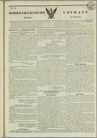 Middelburgsche Courant 1846-02-10