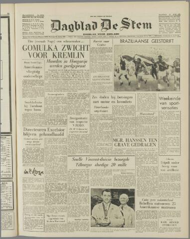 de Stem 1958-06-30