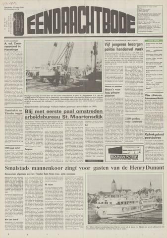 Eendrachtbode (1945-heden)/Mededeelingenblad voor het eiland Tholen (1944/45) 1989-03-30