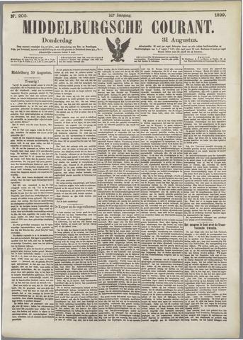 Middelburgsche Courant 1899-08-31