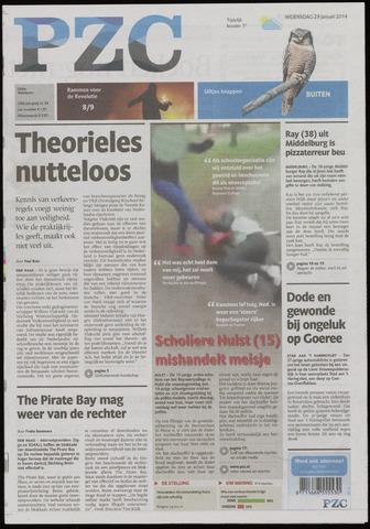 Provinciale Zeeuwse Courant 2014-01-29