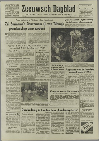Zeeuwsch Dagblad 1956-09-01